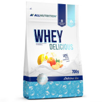 Whey Delicious - 700g Strawberry with Wild Strawberry