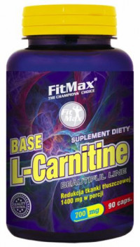 Base L-Carnitine (700mg), 90 капс