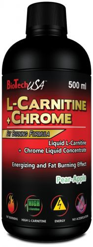BTN L-Carnitine+Chrome Liquid, 500 мл
