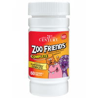 Zoo Friends Complete - 60 Tabs