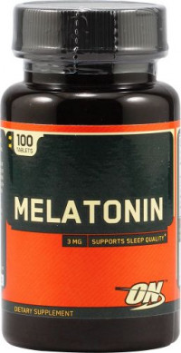 ON Melatonin 3mg,100таб