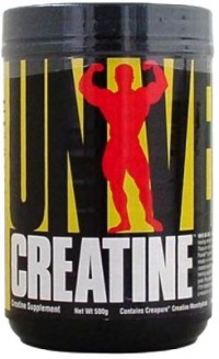 UNIVERSAL Creatine Powder, 500 гр
