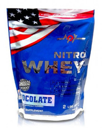MEX NUTRITION USA Nitro Whey, 910 гр