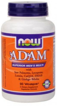 NOW Adam Superior Mens Multi, 90 softgels