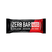 Zero Bar - 50g Chocolate- Marzipan