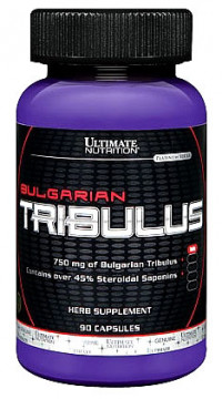 ULTIMATE Bulgarian tribulus, 90капс