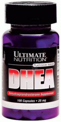 ULTIMATE DHEA 25mg,100капс