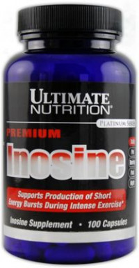 ULTIMATE Inosine, 100капс