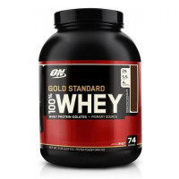 Gold Standard 100% Whey - 2273g Delisious Strawberry