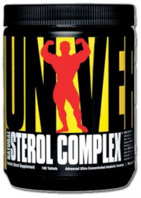 UNIVERSAL Natural Sterol Complex, 180таб