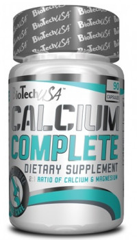 Biotech Natural Calcium Complete, 90 капс