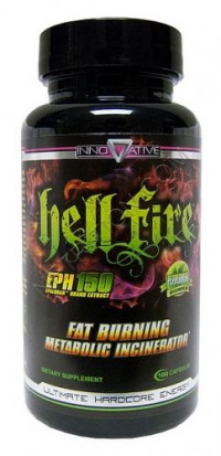 INNOVATIVE Hell Fire (150 mg EPH), 100 капс