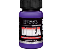 ULTIMATE DHEA 50mg,100 капс