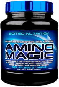 SCN Amino Magic, 500гр