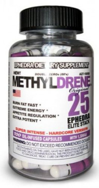 Methyldrene Elite 25, 100 капс