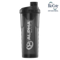 Alpha Bottle - 1000ml Smoke