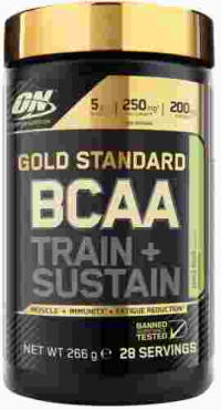 OPTIMUM NUTRITION BCAA Gold Standard, 280 гр
