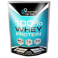 100% Whey Protein Instant - 2000g Forest Fruit