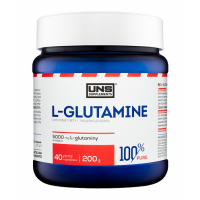 100% Pure L- GLUTAMINE - 200g Pure