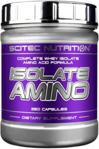 SCN Isolate Amino, 500капс
