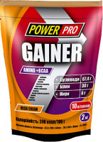 Power Pro Gainer, 4000 гр