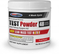 USP Test Powder, 240 гр