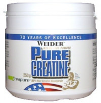 Weider Pure Creatine, 250г
