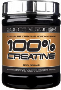 SCN 100% Creatine Pure, 500гр