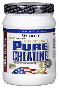 Weider Pure Creatine, 600г