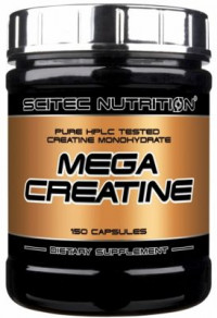 SCN Mega Creatine, 150капс