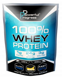 100% WHEY PROTEIN INSTANT 1000 г.