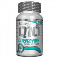 BT Natural Q-10 Coenzyme 100 mg, 60 капс