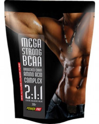 Power Pro Mega Strong BCAA, 300 гр