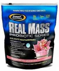 GASPARI Real Mass Probiotic, 5448 гр