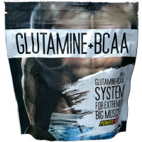 Power Pro GLUTAMINE + BCAA, 500 гр