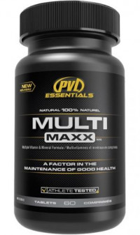 PVL Essentials Multi Maxx, 60 таб
