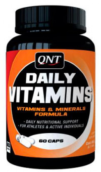 QNT_Daily Vitamins, 60 капс