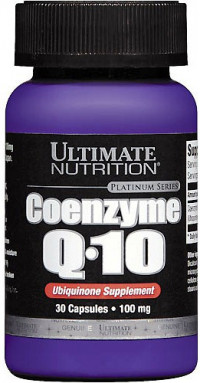 ULTIMATE Coenzyme Q10, 30капс