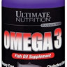 ULTIMATE Omega3, 180гелькапс