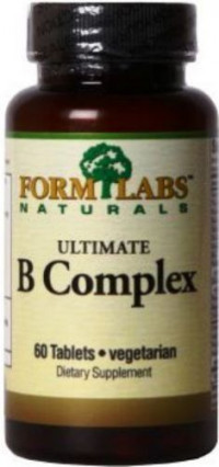 FORM Ultimate B-Complex, 90таб