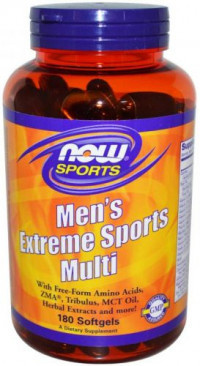 NOW Men's Extreme Sports Multi, 90капс