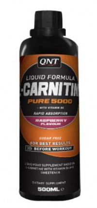 QNT_L-Carnitine Liquid, 500 мл