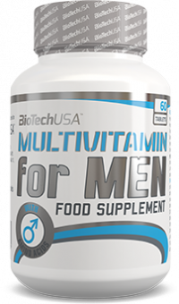 BTN Multivitamin for Men, 60 таб