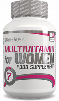 BTN Multivitamin for Women, 60 таб