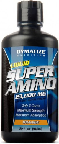 DYMATIZE Super Amino Liquid, 946мл