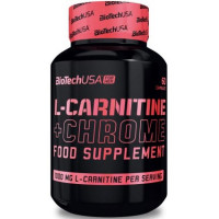 L-Carnitine chrome - 60caps