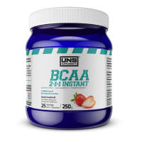 BCAA 2-1-1 Instant - 250g Strawberry