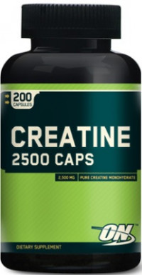 ON Creatine2500 Caps, 200капс