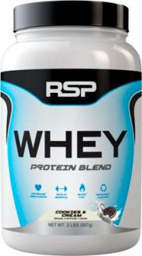 RSP_WHEY PROTEIN BLEND, 900 гр