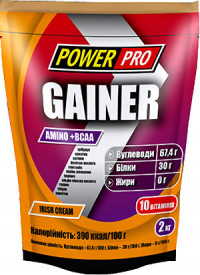 Power Pro Gainer, 2000 гр